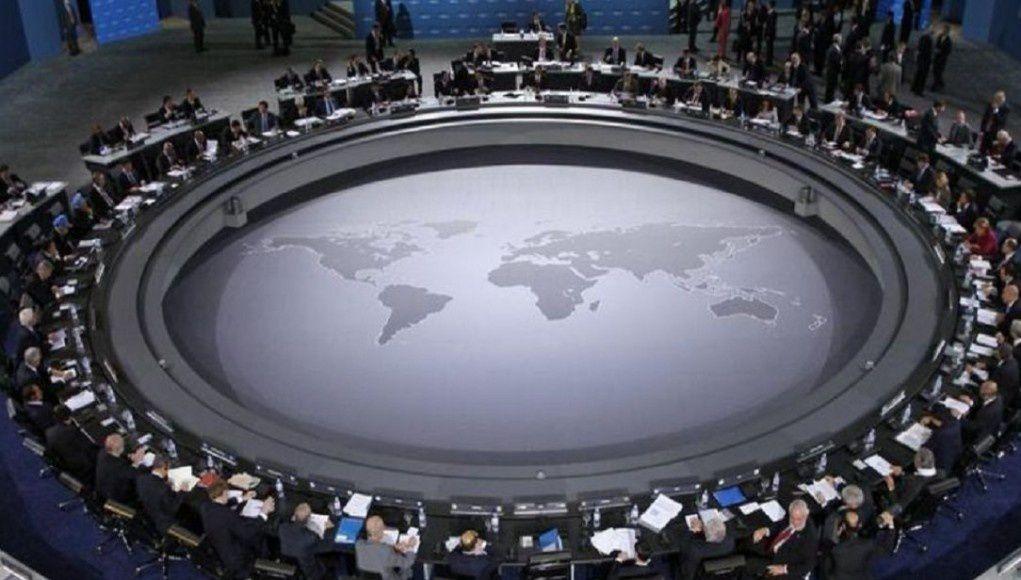Accords secrets du G20 signés à Shanghai avec les forces de la lumière