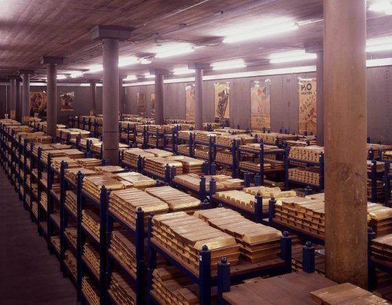 Le mystère de l'or enfin dévoilé