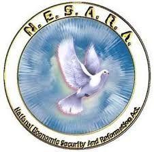 NESARA La Loi sur la sécurité économique et la réforme nationale est le programme de la prospérité mondiale sur le point d'être annoncé et activé