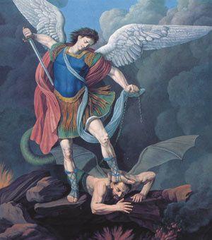 Message de l'Archange Mickaël - Les Evénements à Venir
