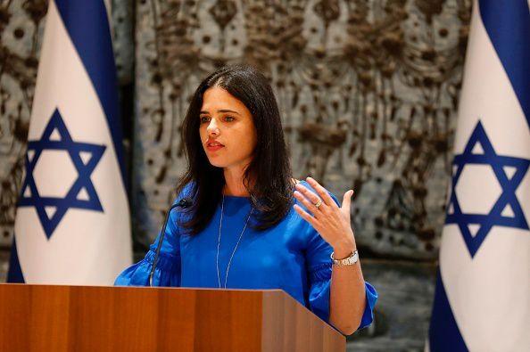 La ministre israélien de la Justice : « Nous avons survécu à Pharaon, nous survivrons à l'ONU et ses résolutions »