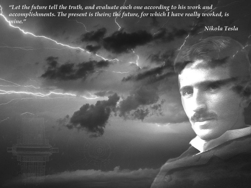 Les plus grandes citations de Nicolas Tesla