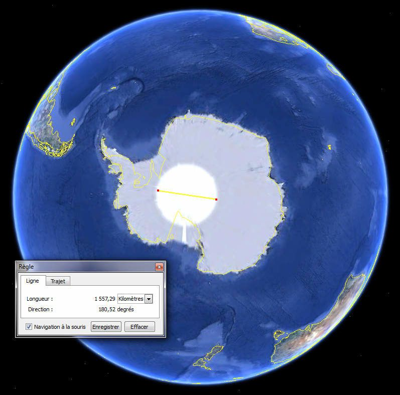 Une découverte qui confirme la théorie de la Terre creuse