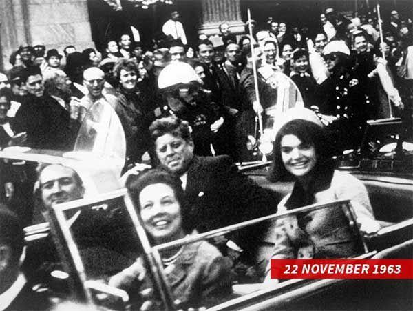 Donald Trump autorise la divulgation des Documents sur l'Assassinat de JFK qui pourraient indiquer un Complot