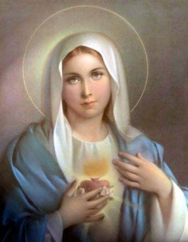 Message de Marie - Demande insistante de Marie pour persévérer dans vos prières pour l'Eveil de l'humanité