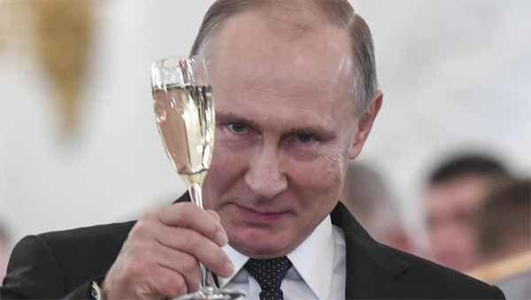 Poutine: L'empoisonnement de Skripal a été orchestré par le gouvernement britannique pour lancer une guerre contre la Russie