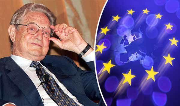 Une fuite de dossier révèle les détails d'une campagne de 6,8 millions € soutenue par le milliardaire George Soros pour maintenir la Grande-Bretagne dans l'UE
