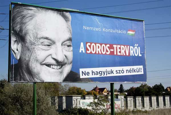 La Fondation Soros porte plainte contre la Hongrie devant la Cour européenne des droits de l'homme