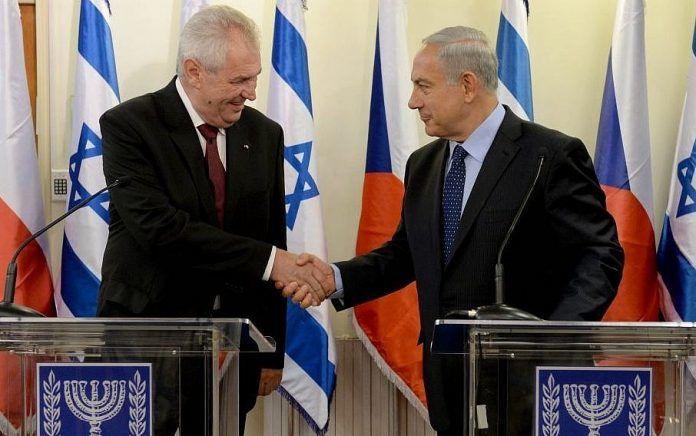 La Tchèquie transfère des bureaux de son ambassade à Jérusalem