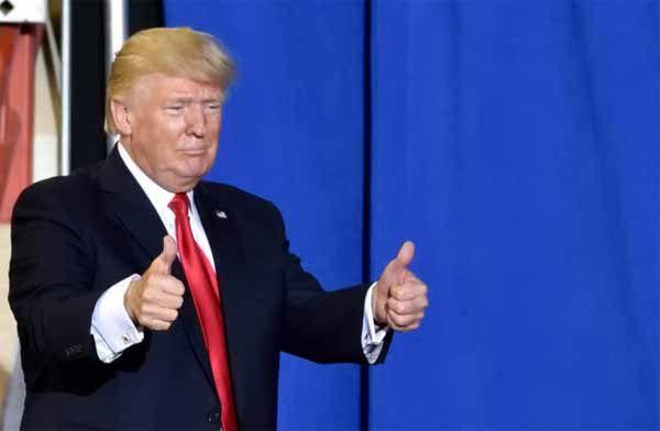 L'économie américaine est invincible grâce à Donald Trump