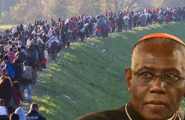 Cardinal africain : L'Europe a perdu ses racines et est envahie par d'autres cultures qui la domineront par le nombre