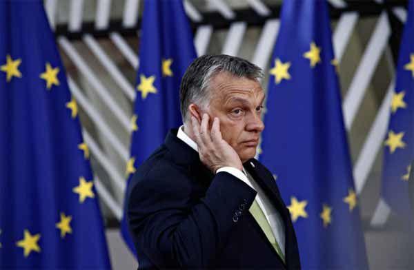 """Viktor Orbán s'associe au projet des dirigeants de droite de prendre le pouvoir dans l'UE – et prédit qu'il y aura """"deux civilisations"""" en Europe dans le futur"""