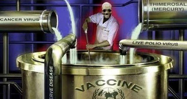 Italie : Fraude sur les Vaccins découverte