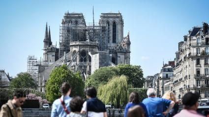 """Une loi d'exception pour reconstruire Notre-Dame : """"On est dans une société de l'immédiateté"""", estime un spécialiste d'architecture"""