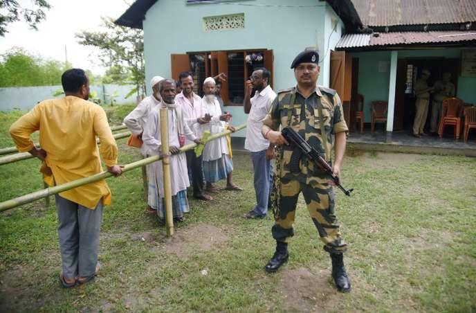 L'Inde montre l'exemple : 2 millions de musulmans déchus de nationalité