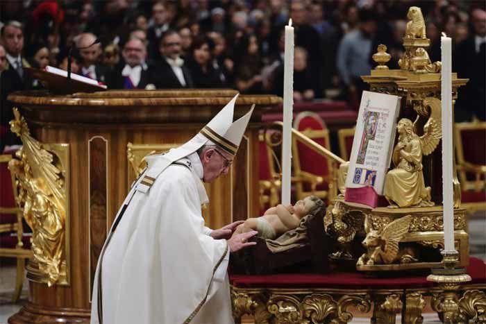 Le Pape ne croit pas que Jésus, « l'homme », est divin selon Scalfari