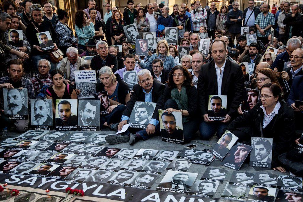 Donald Trump et le refus de signer la reconnaissance du génocide arménien