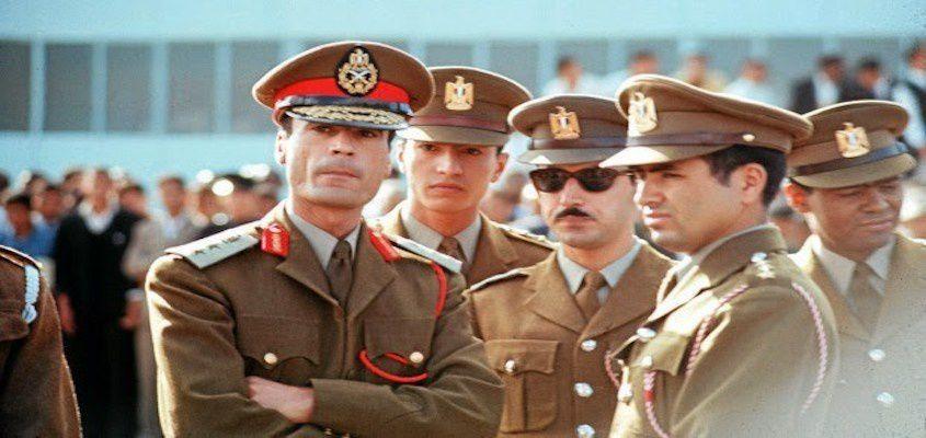 Qu'a fait Mouammar Kadhafi pour la Libye ?