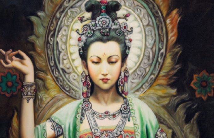 Message de Quan Yin : L'âge d'Or à venir
