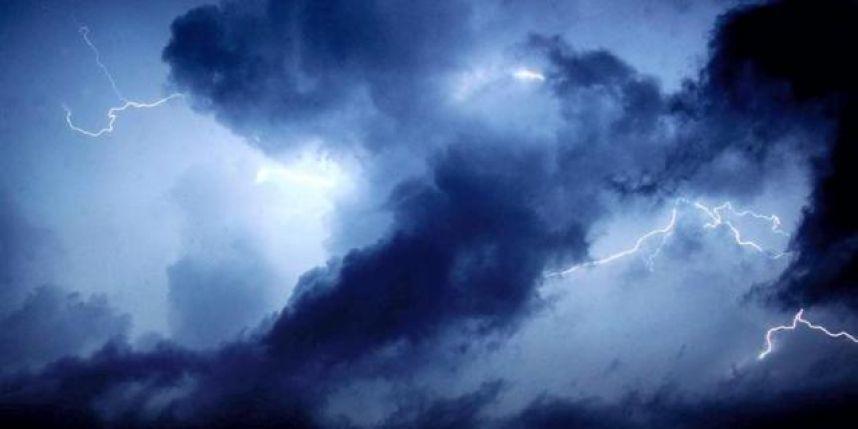 Symbole de la grêle dans la Bible,l'orage et le tonnerre