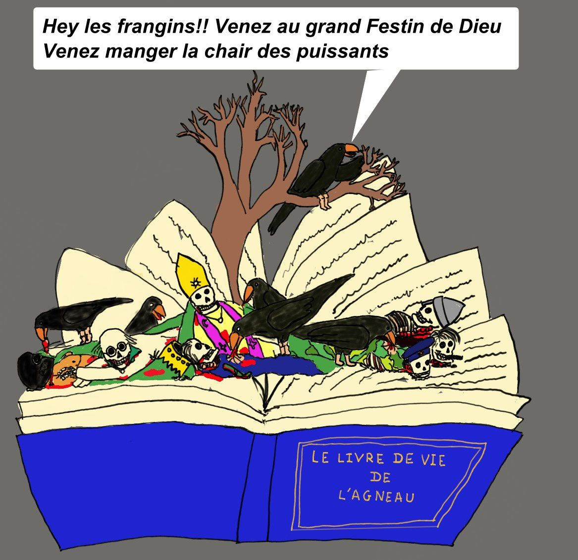 Symbole de la chair dans la bible