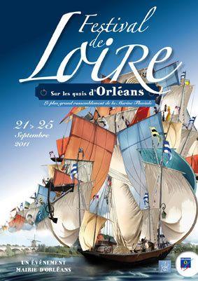 Le Festival de Loire à l'affiche