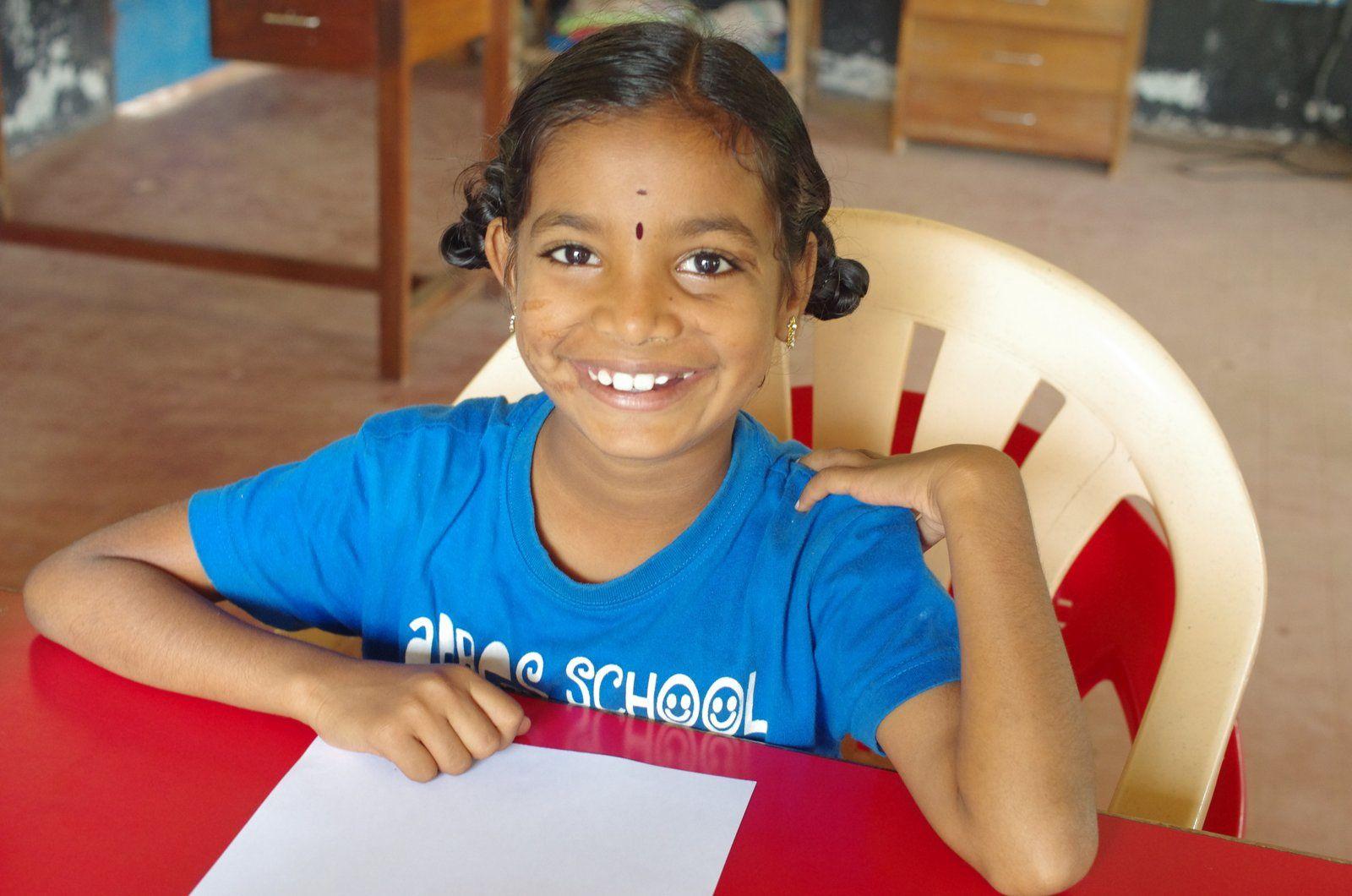 Devayani apres school pondichery tamil nadu inde