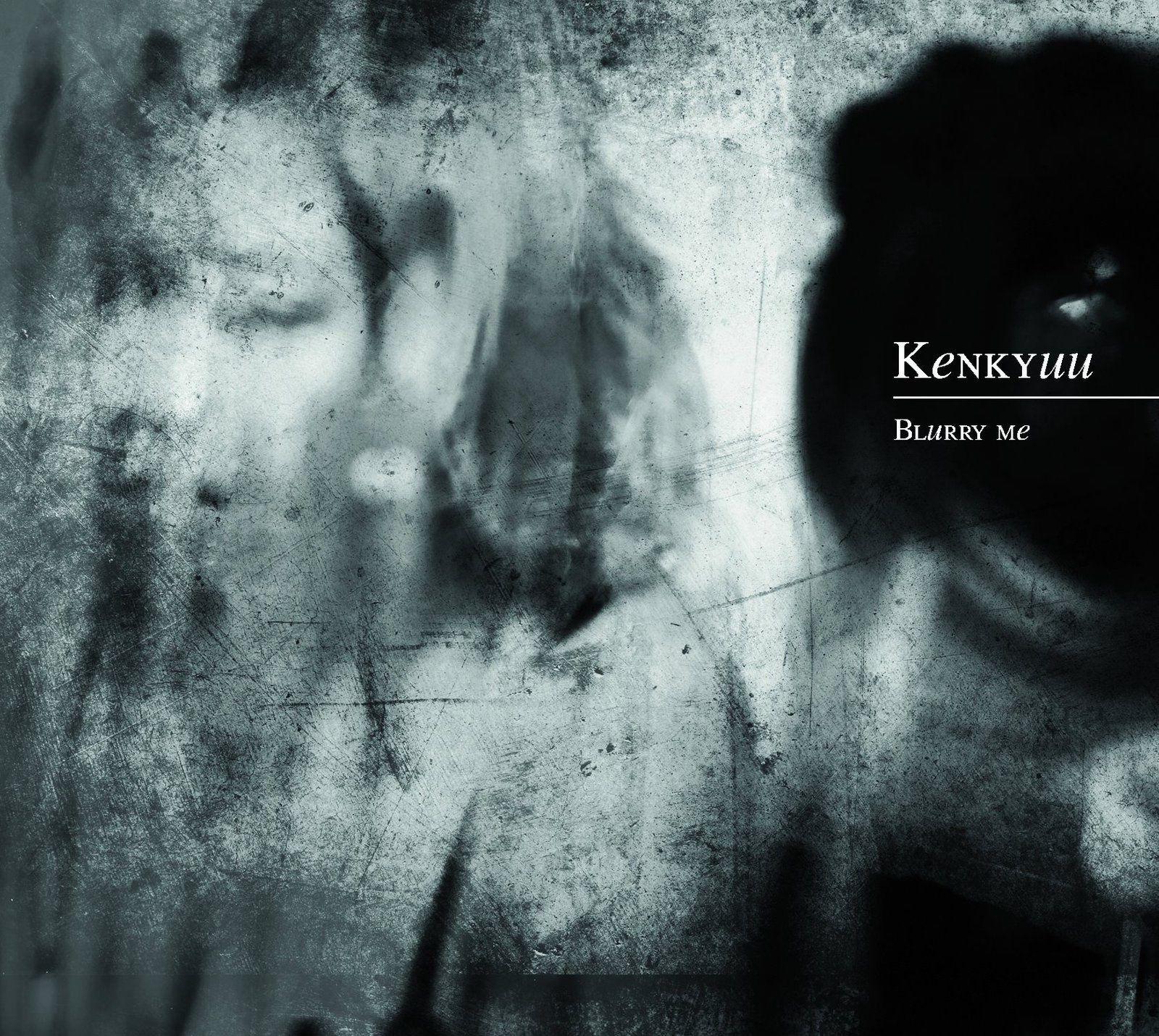 Couverture du deuxième album de KeNKYuu, BLuRRY Me, sorti le 5 décembre 2016