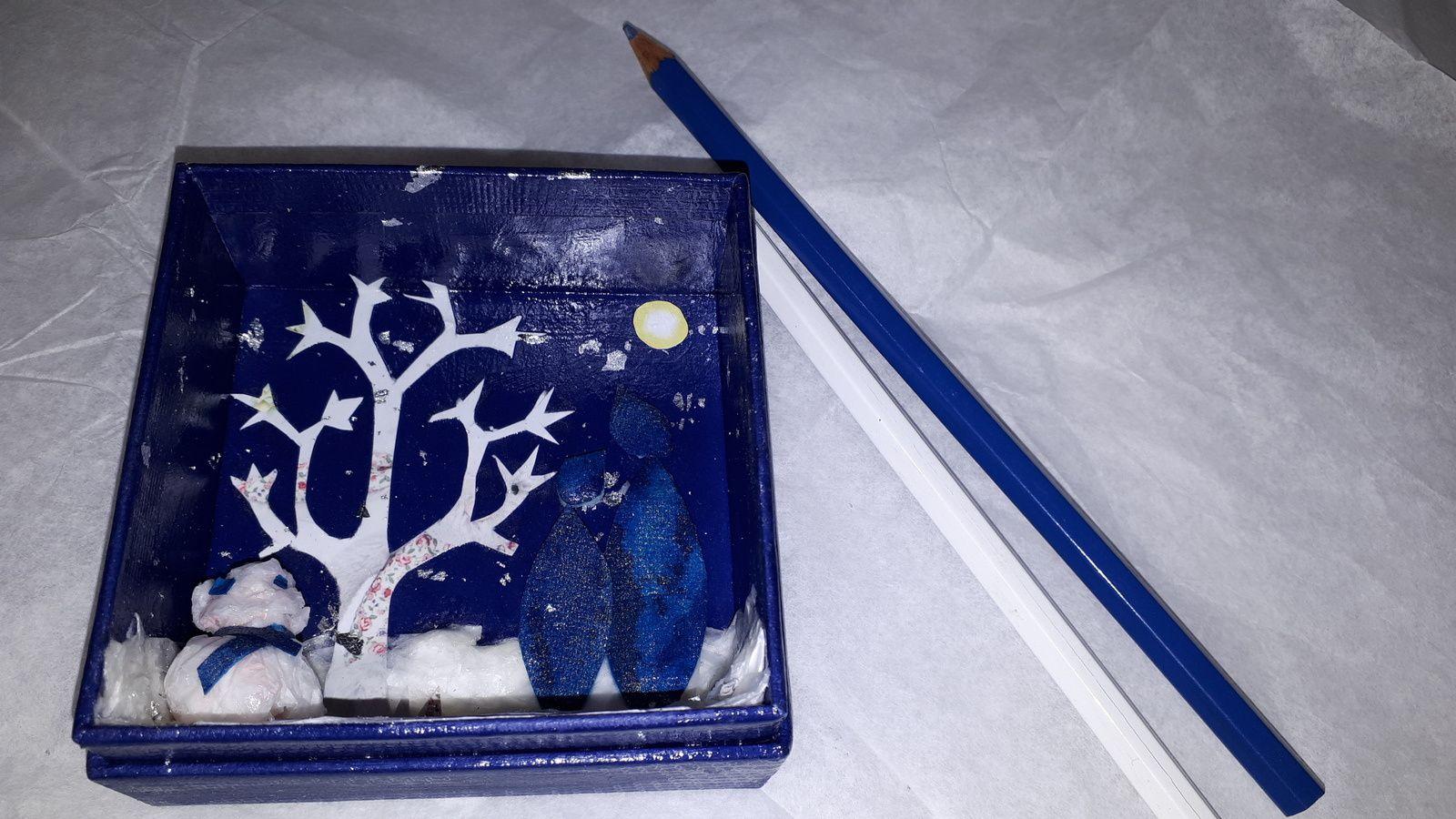 Diorama miniature