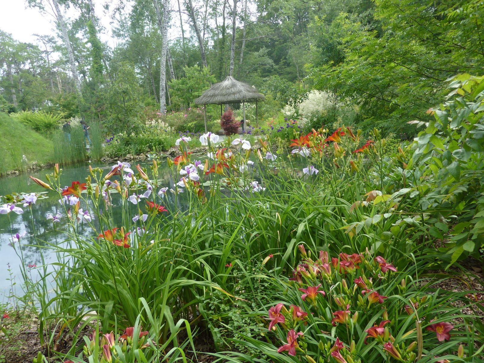 Les jardins chinois à Chaumont sur Loire