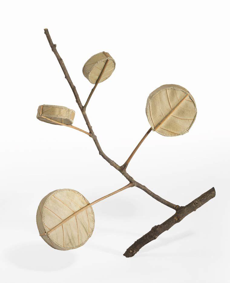 L'art de la feuille (land & leaf art)