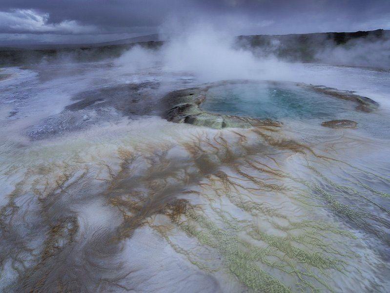 L'Islande mystérieuse de Hans Strand
