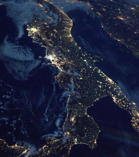 Leçons de géographie depuis l'espace