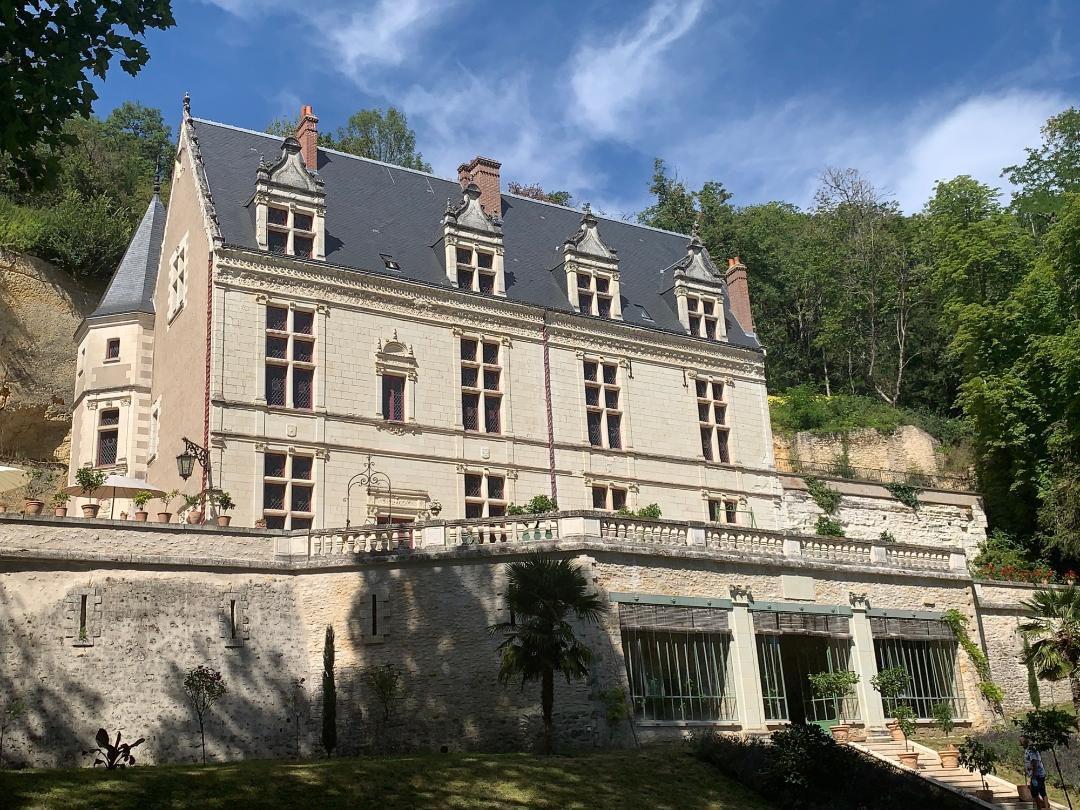 Le château oublié d'Amboise
