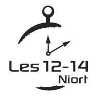 Assemblée Générale des 12-14 NIORT : samedi 16/12/2017