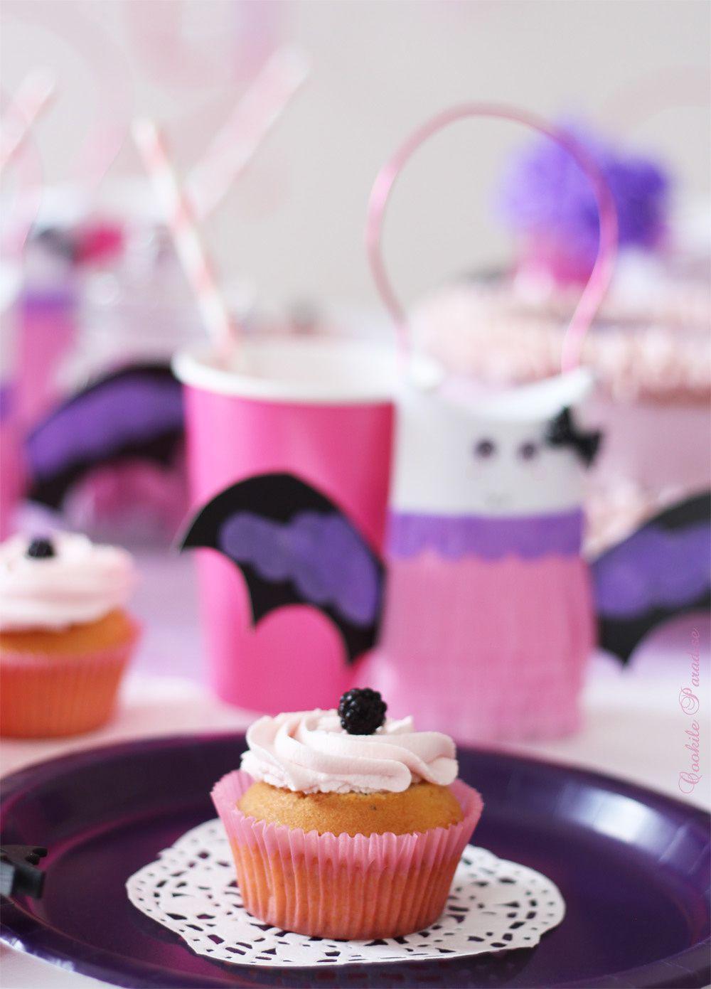 Table d'anniversaire Chica Vampiro