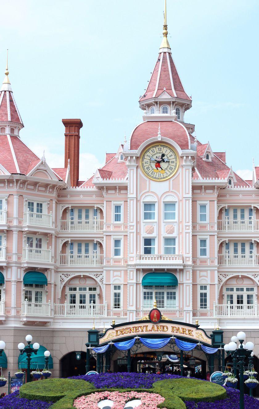 Disneyland Paris dans l'ambiance de la célébration des 25 ans (I)
