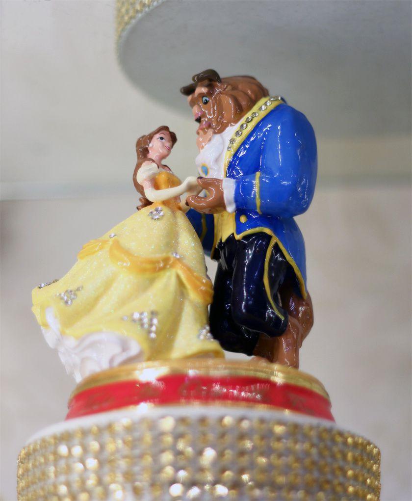 Tea time d'inspiration du film de 'La Belle et la Bête de Disney