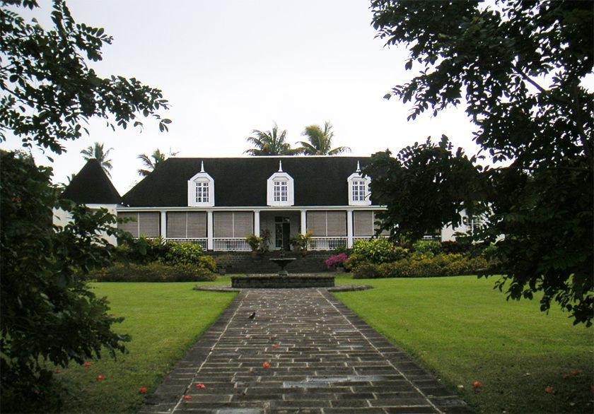Maison coloniale St. Aubin (1819)