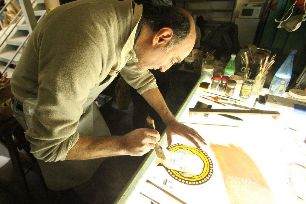 Bernard Fournier, passeur de lumière.