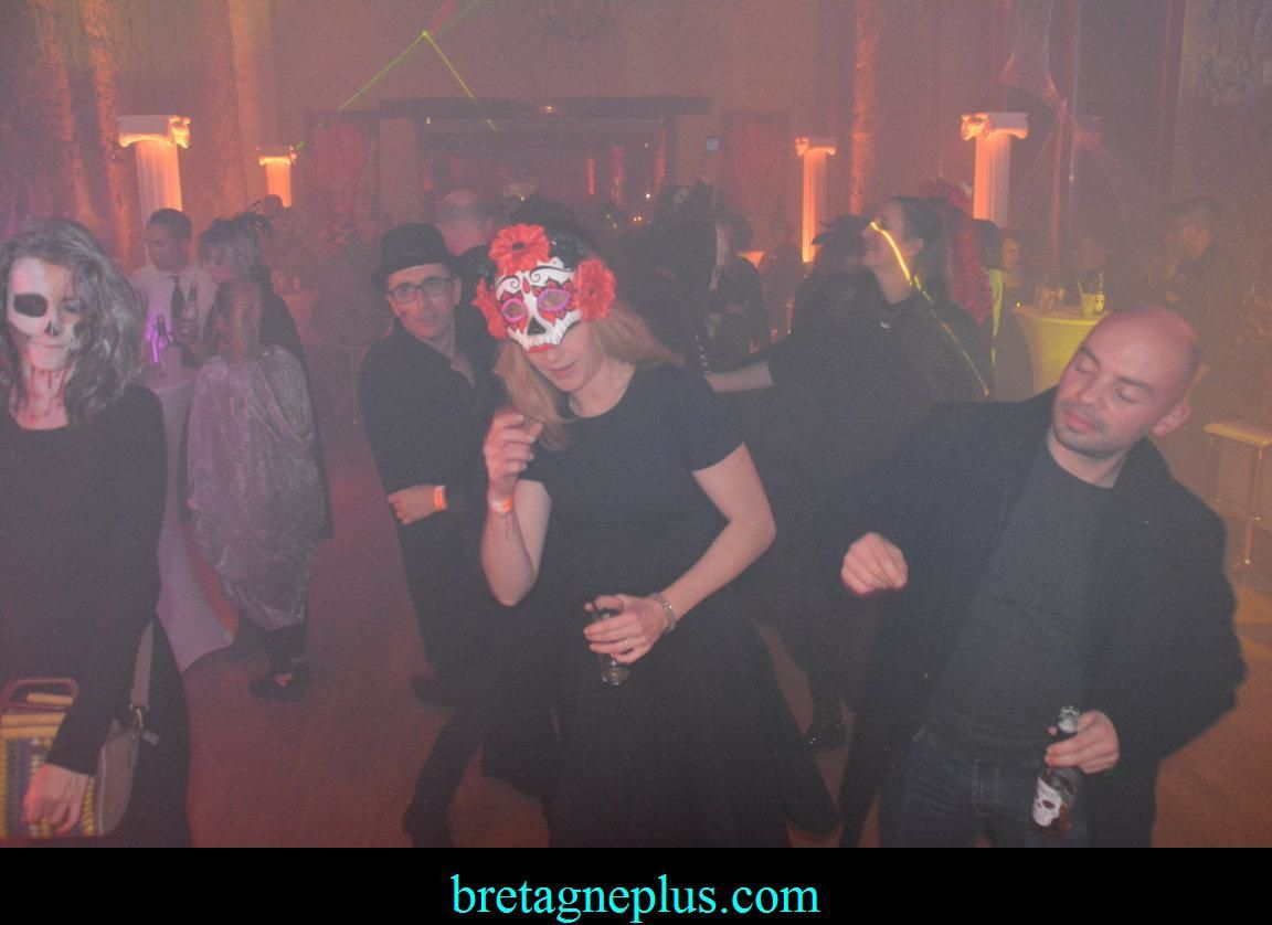 Halloween Party 2016 au Château de la Motte Beaumanoir