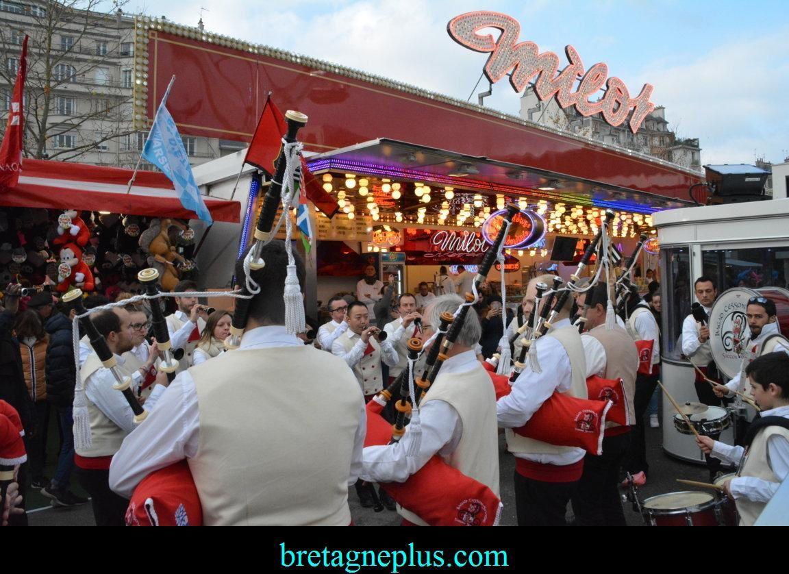 Fête Foraine Rennes 2016