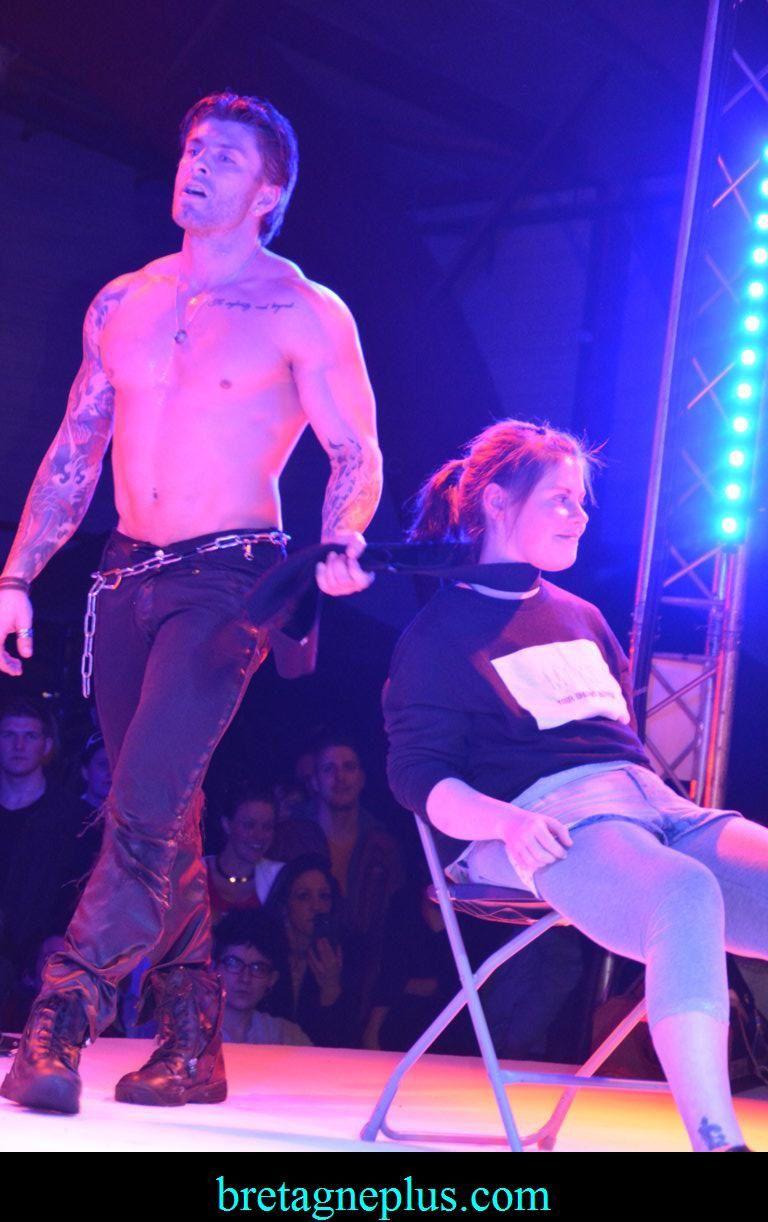 Salon de l' Erotisme Erosexpo Rennes 2017