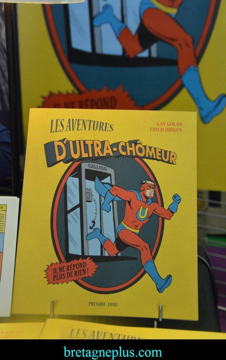 Festival Rue des livres Rennes 2017