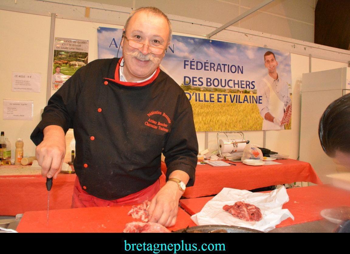 Foire Internationale de Rennes 2017