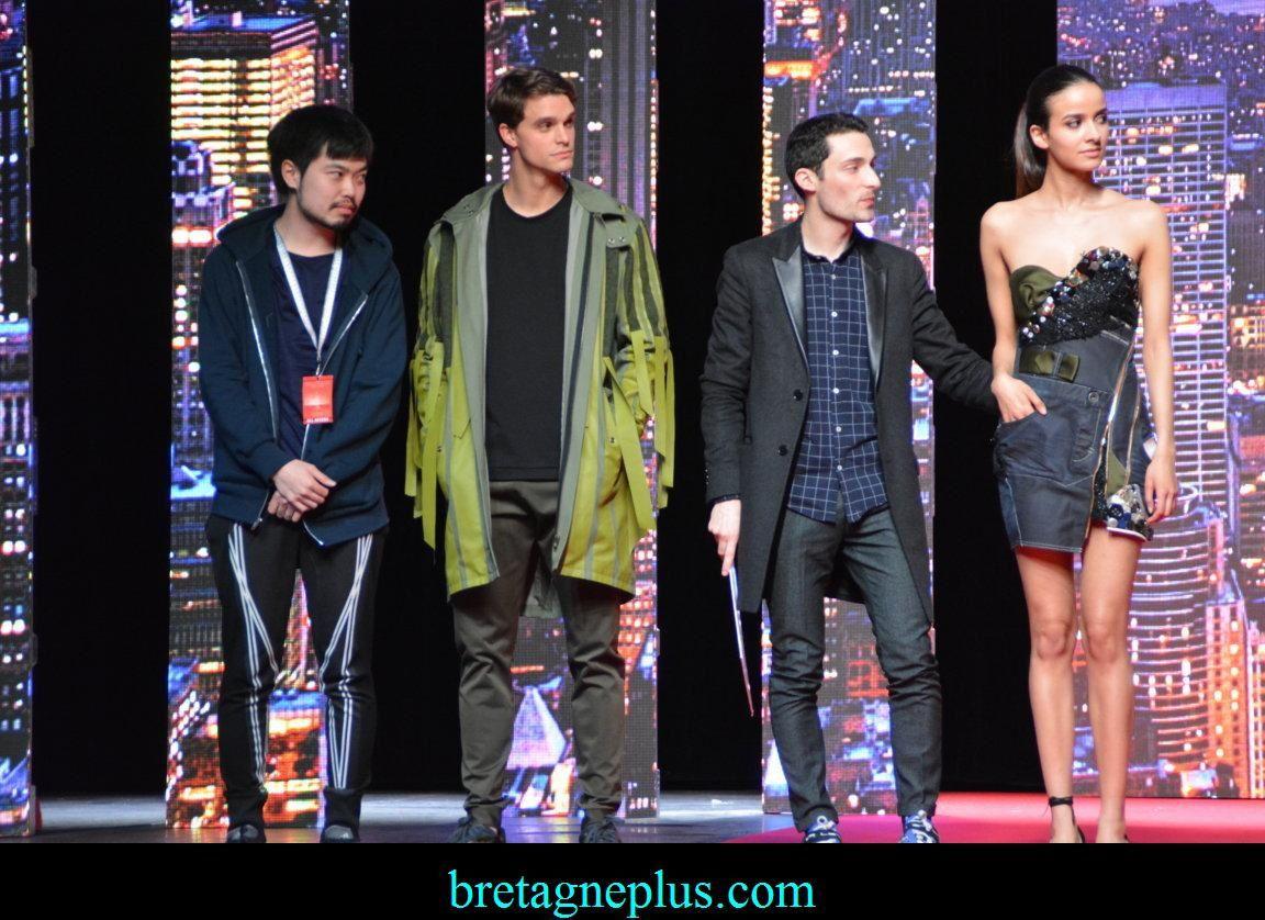 Festival International des Jeunes Créateurs de Mode Dinan 2017