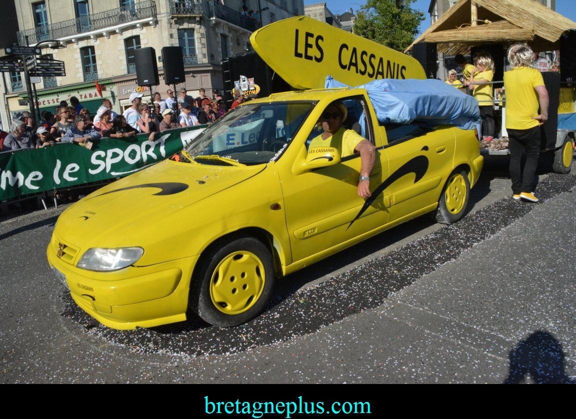 Carnaval des Gais Lurons 2017