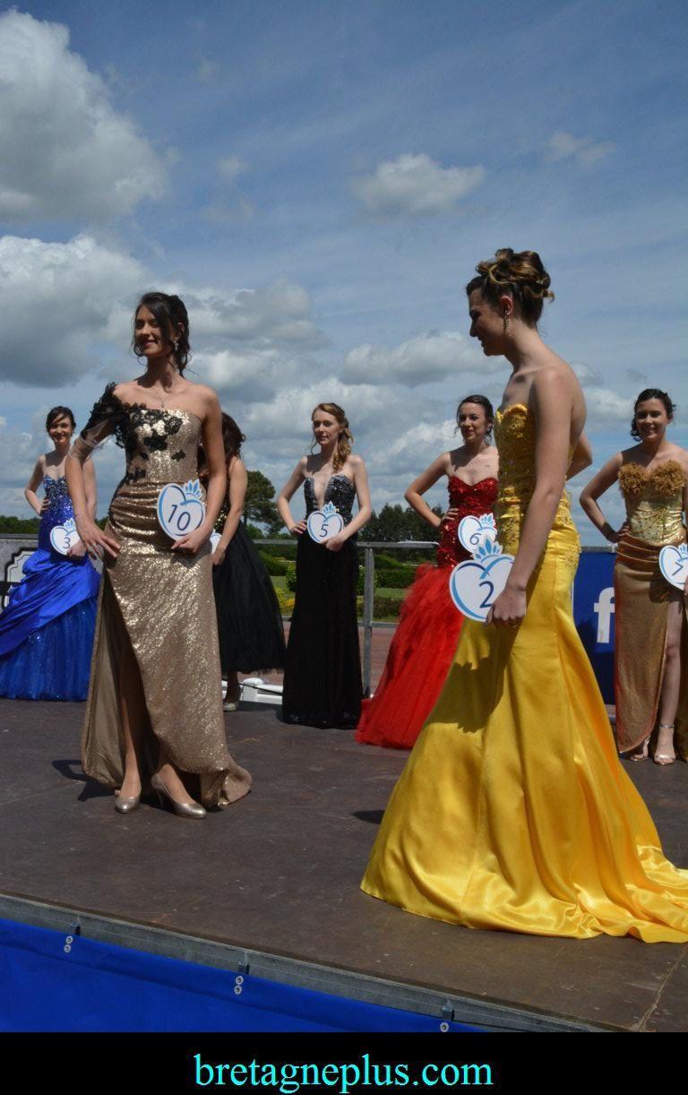 Election Miss Centre Bretagne 2017