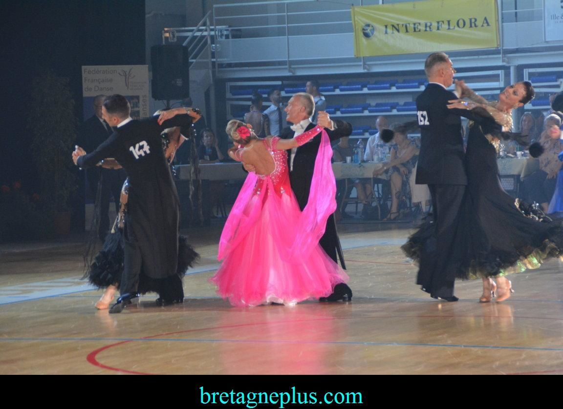 Championnat de France de Danses Standards Rennes 2017