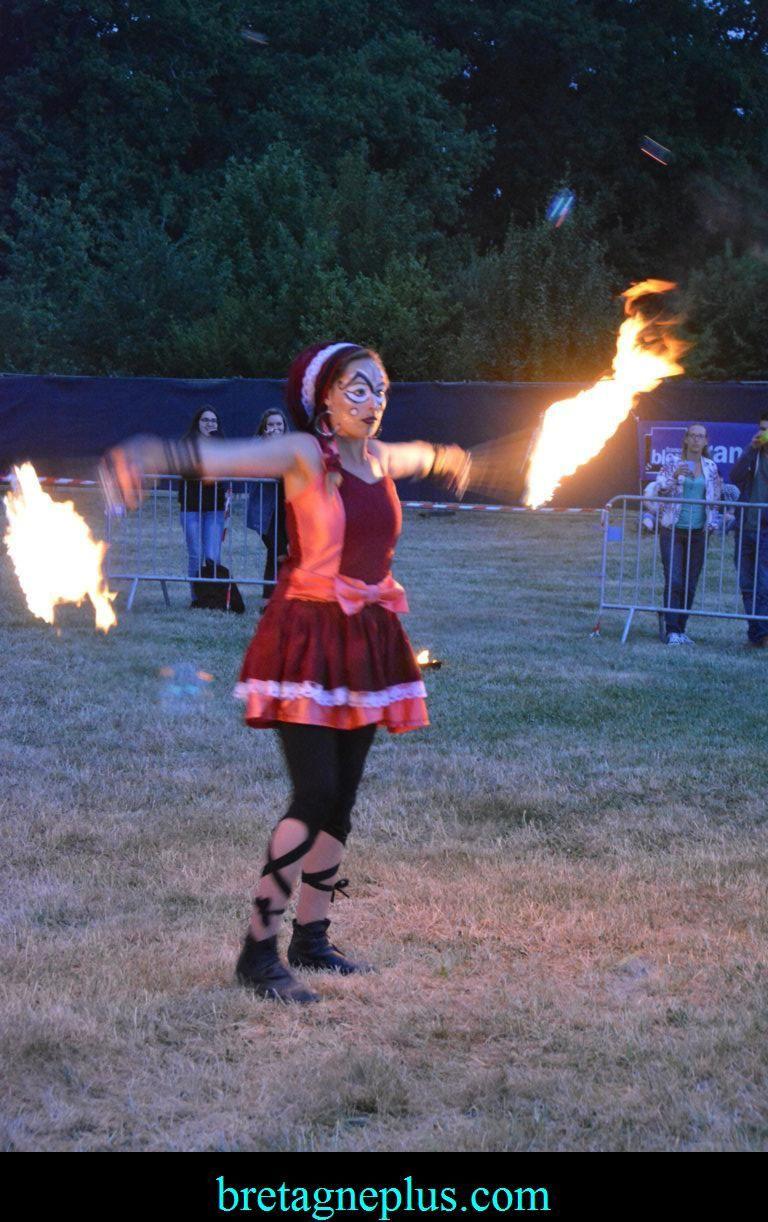Festival le Feu au Lac 2017